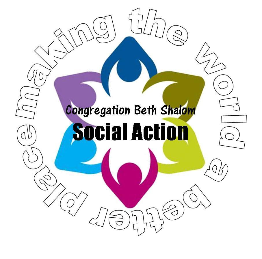 Social Action logo
